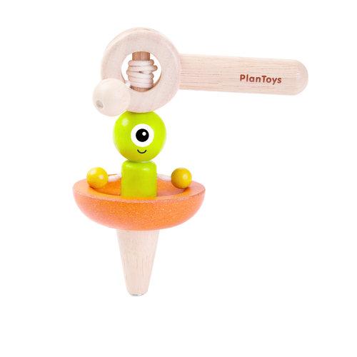 Plan Toys Tol Ruimteschip van duurzaam hout