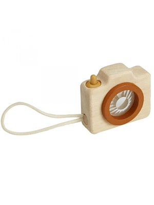 Plan Toys Mini Camera van duurzaam hout