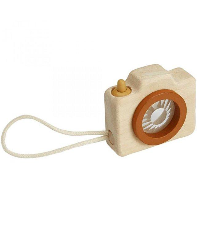 Plan Toys Mini Camera van duurzaam hout