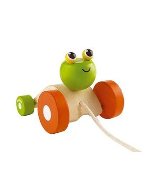 Plan Toys Jumping Frog - Springende Kikker