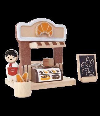 Plan Toys Speel set 'De Bakkerij' van duurzaam hout