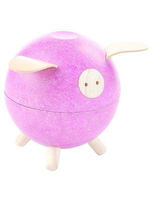 Plan Toys Piggy Bank spaarpot Roze