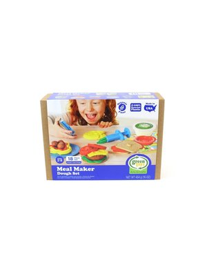 Green Toys Green Toys Meal Maker Dough set