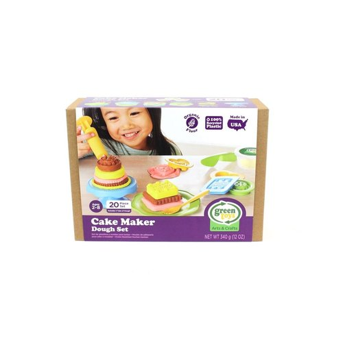 Green Toys Green Toys Cake Maker Dough set