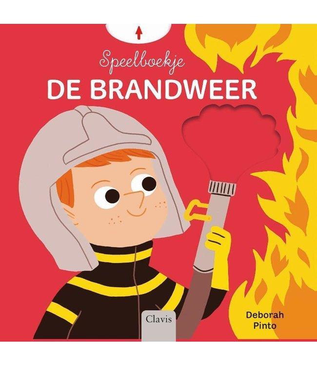 De brandweer - Speelboekje. Marion Billet