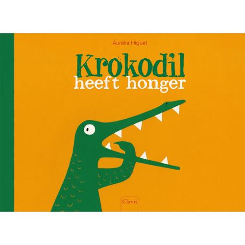 Krokodil heeft honger. Aurelia Higuet