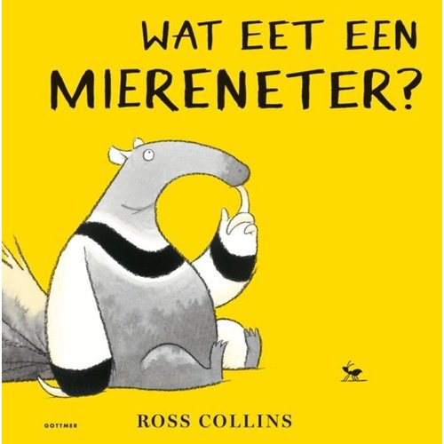 Wat eet een miereneter? Ross Collins