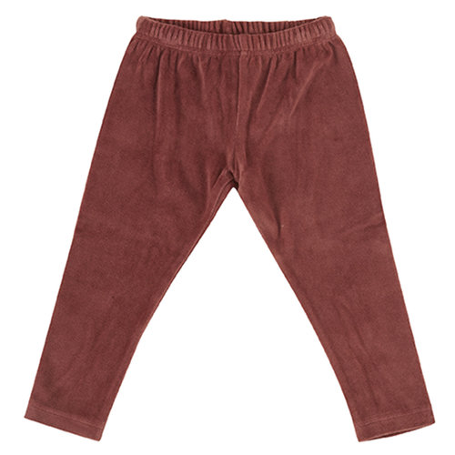 Pigeon Velour leggings Spice