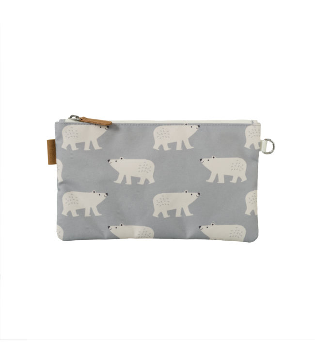 Fresk Toilettas/ etui Polar Bear gerecyclede PET flessen