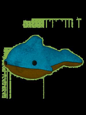 Plan Toys Dolfijn fluitje van duurzaam hout