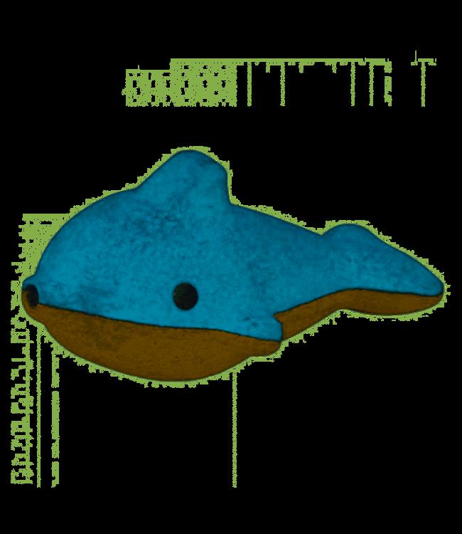 Plan Toys Dolfijn fluitje