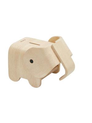 Plan Toys Spaarpot Olifant - Elephant Bank