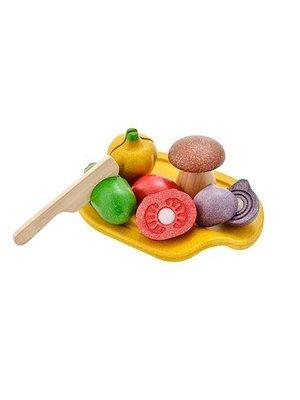 Plan Toys Snijset groente (7-delig)