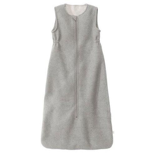 Disana Slaapzak GOTS  gekookte wol Grey Maat2 (80cm)