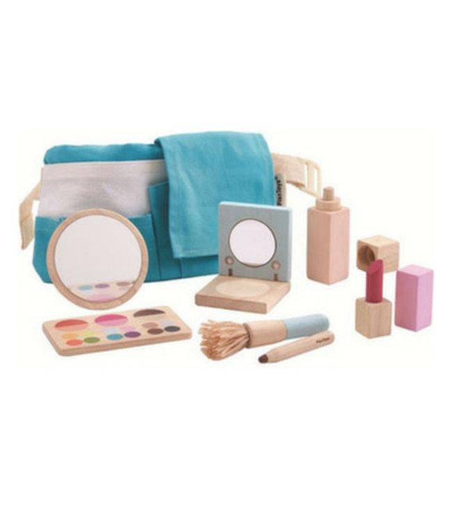 Plan Toys Make-up set  (8-delig) van duurzaam hout