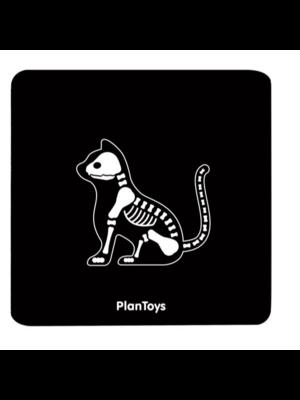 Plan Toys Vet set - Dierendokter set (9-delig) van duurzaam hout