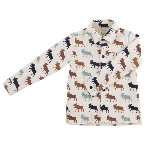 Pigeon Soft jersey shirt Moose