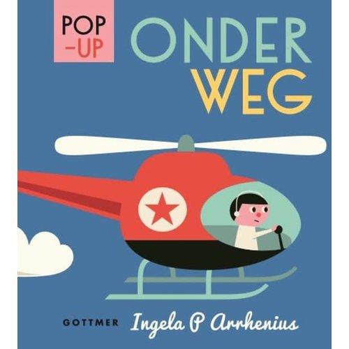 Onderweg - Pop-up boekje. Ingela P. Arrhenius