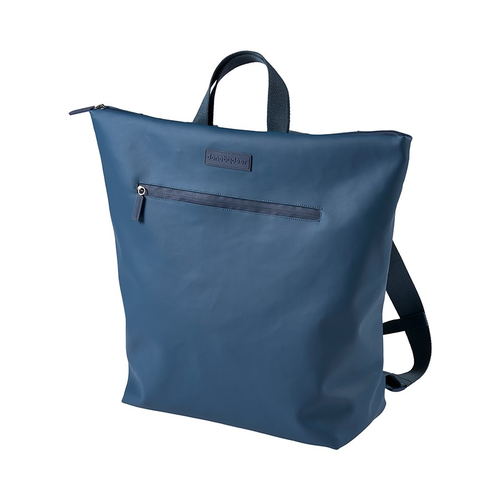 Done by Deer Changing Backpack - Luiertas rugzak Dark Blue van gerecyclede PET-flessen
