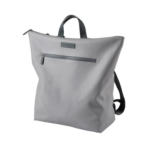 Done by Deer Changing Backpack - Luiertas rugzak Grey van gerecyclede PET- flessen