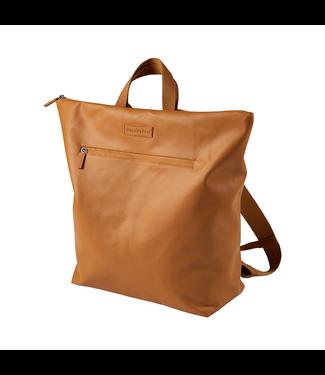 Done by Deer Changing Backpack - Luiertas rugzak Mustard van gerecyclede PET-flessen