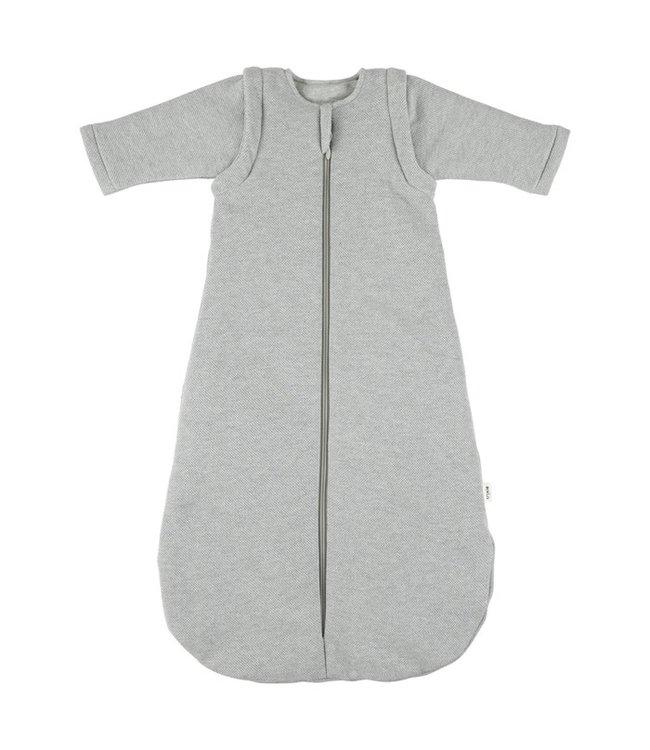 Trixie Winter slaapzak Organic 80 cm [2-9 mnd - TOG 2.3] Grain Grey