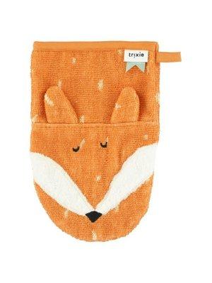 Trixie Washand biologisch katoen Mr Fox