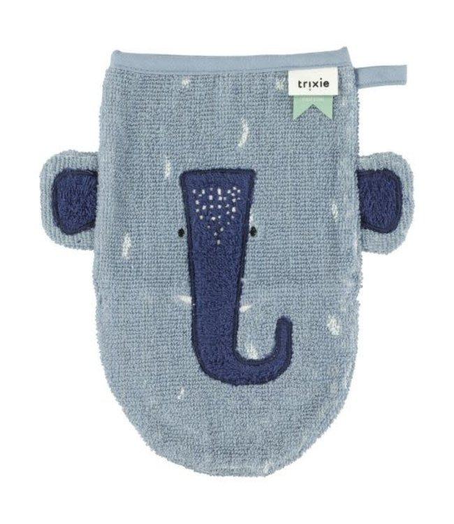 Trixie Washand biologisch katoen Mrs Elephant