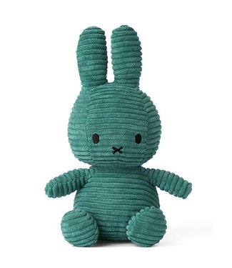 Nijntje Nijntje knuffel Corduroy Green - 23 cm