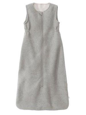 Disana Slaapzak GOTS  gekookte wol Grey Maat1 (60cm)