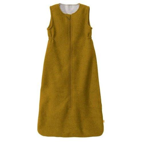 Disana Slaapzak GOTS  gekookte wol Gold Maat2 (80cm)