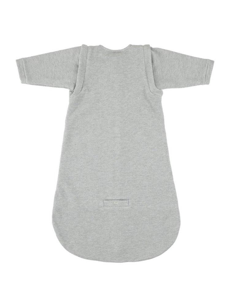 Trixie Tussenseizoen slaapzak Organic 70 cm [2-9 mnd - TOG 1.3] Grain Grey