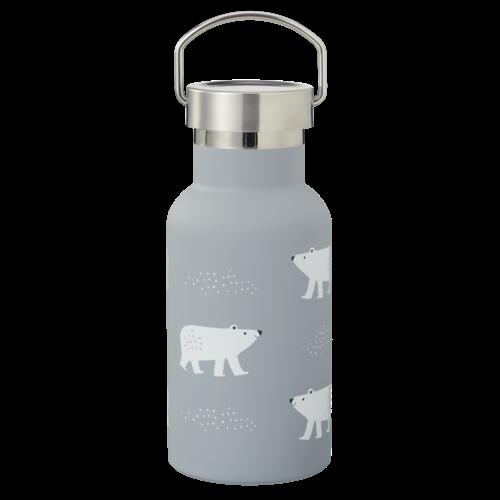 Fresk Fresk Nordic Dubbelwandig RVS Thermosfles Polar Bear 350 ml