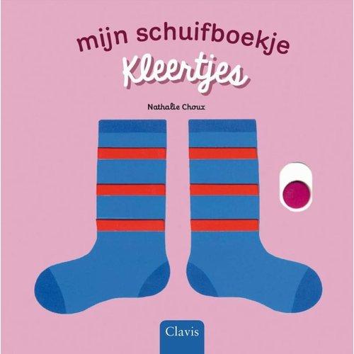 Kleertjes - Schuifboekje. Nathalie Choux