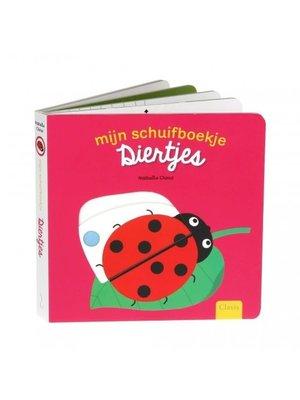 Diertjes - Schuifboekje. Nathalie Choux