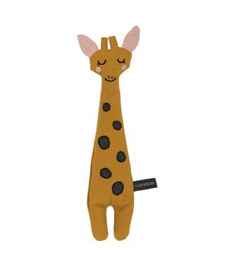 Roommate Giraffe Rag Doll - Organic Cotton