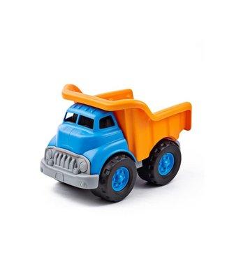 Green Toys Dump Truck  Blue/Orange - Kiepwagen van gerecycled plastic
