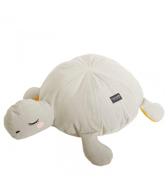 Roommate Turtle Pouf - Organic Cotton