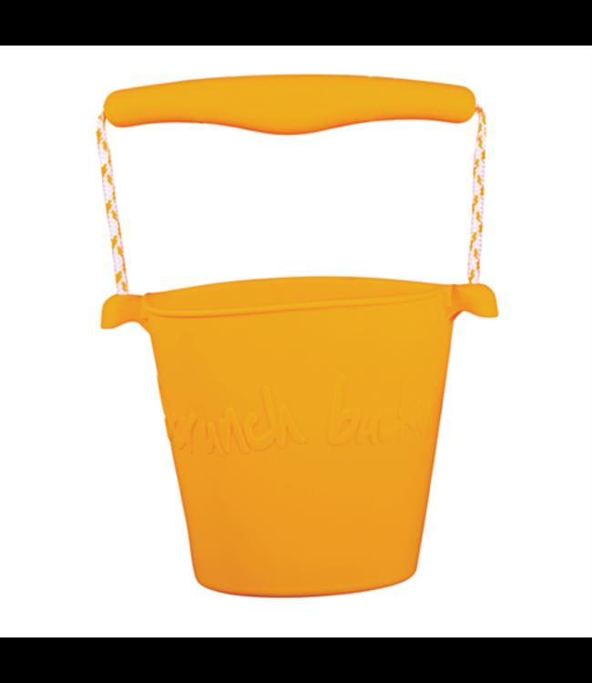 Scrunch Scrunch Strandemmertje Mustard [opvouwbaar]