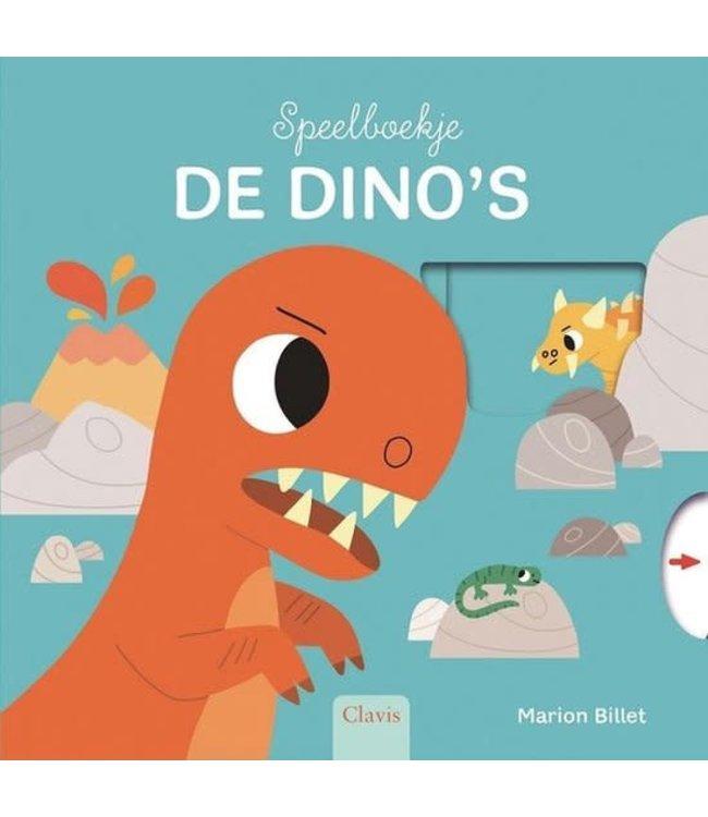 Dino's - Speelboekje. Marion Billet