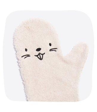Baby Shower Glove Bever (Roze)
