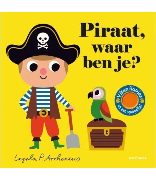 Piraat, waar ben je? Ingela P. Arrhenius