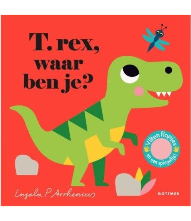T-rex, waar ben je? Ingela P. Arrhenius