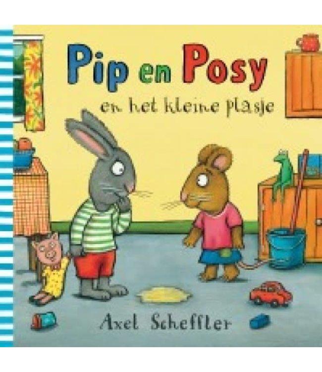 Pip en Posy en het kleine plasje. Axel Scheffler