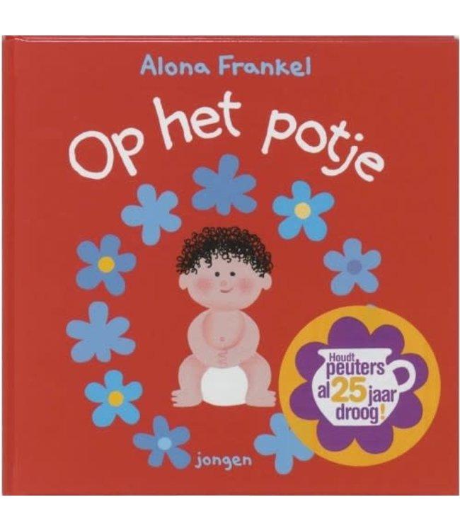 Op het potje - Jongen. Alona Frankel