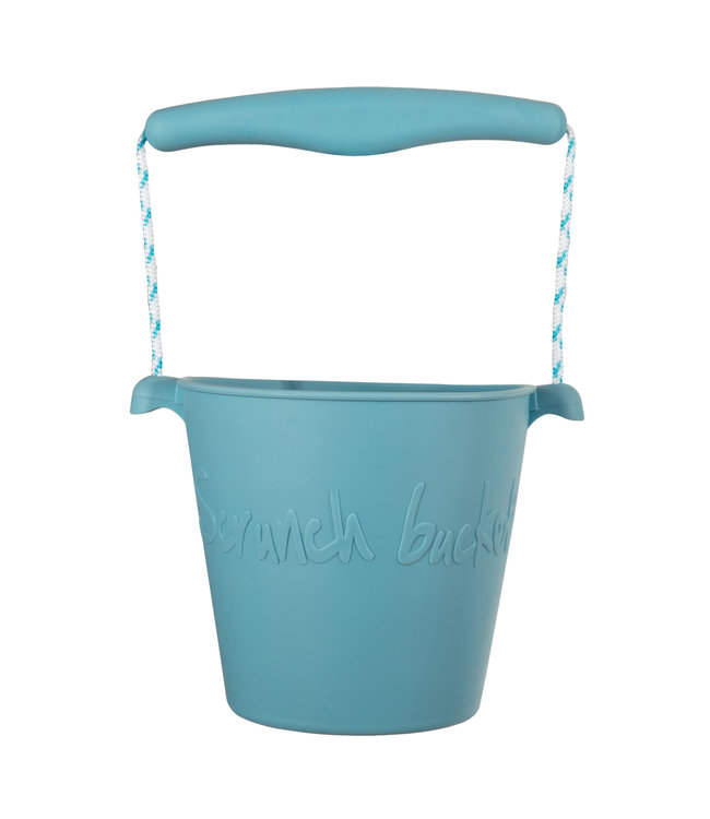 Scrunch Scrunch Strandemmertje Grijsblauw [opvouwbaar]