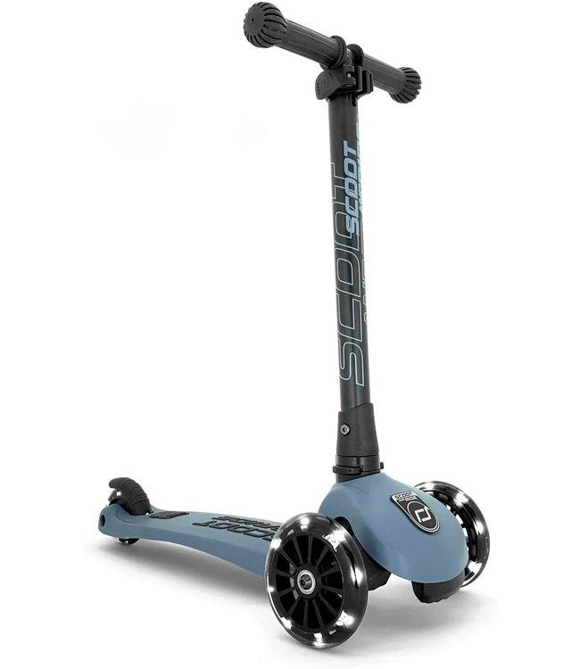 Scoot and ride Step Steel - Inklapbaar en verstelbaar Scoot and ride Highwaykick 3