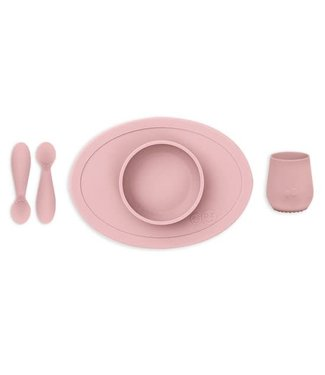 EZPZ EZPZ First Food Set Blush/ Roze
