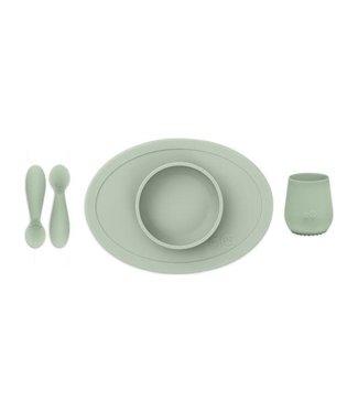 EZPZ EZPZ First Food Set Sage/ groen