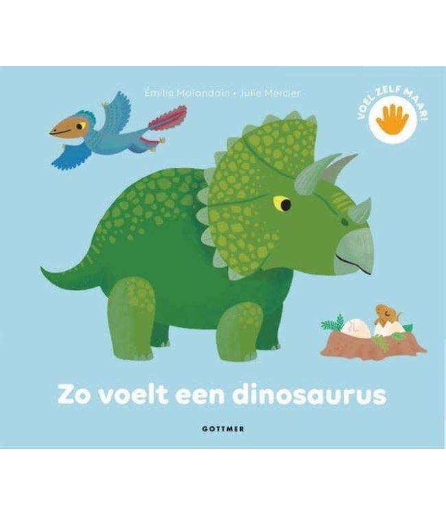 Zo voelt een dinosaurus. Xavier Deneux